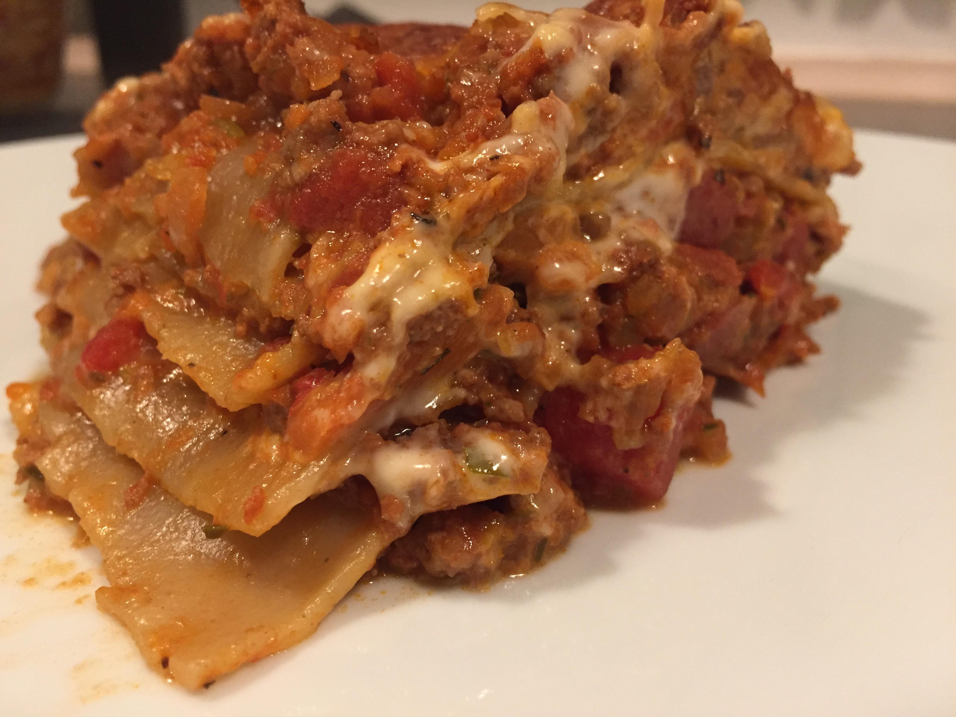 My Favourite Lasagna