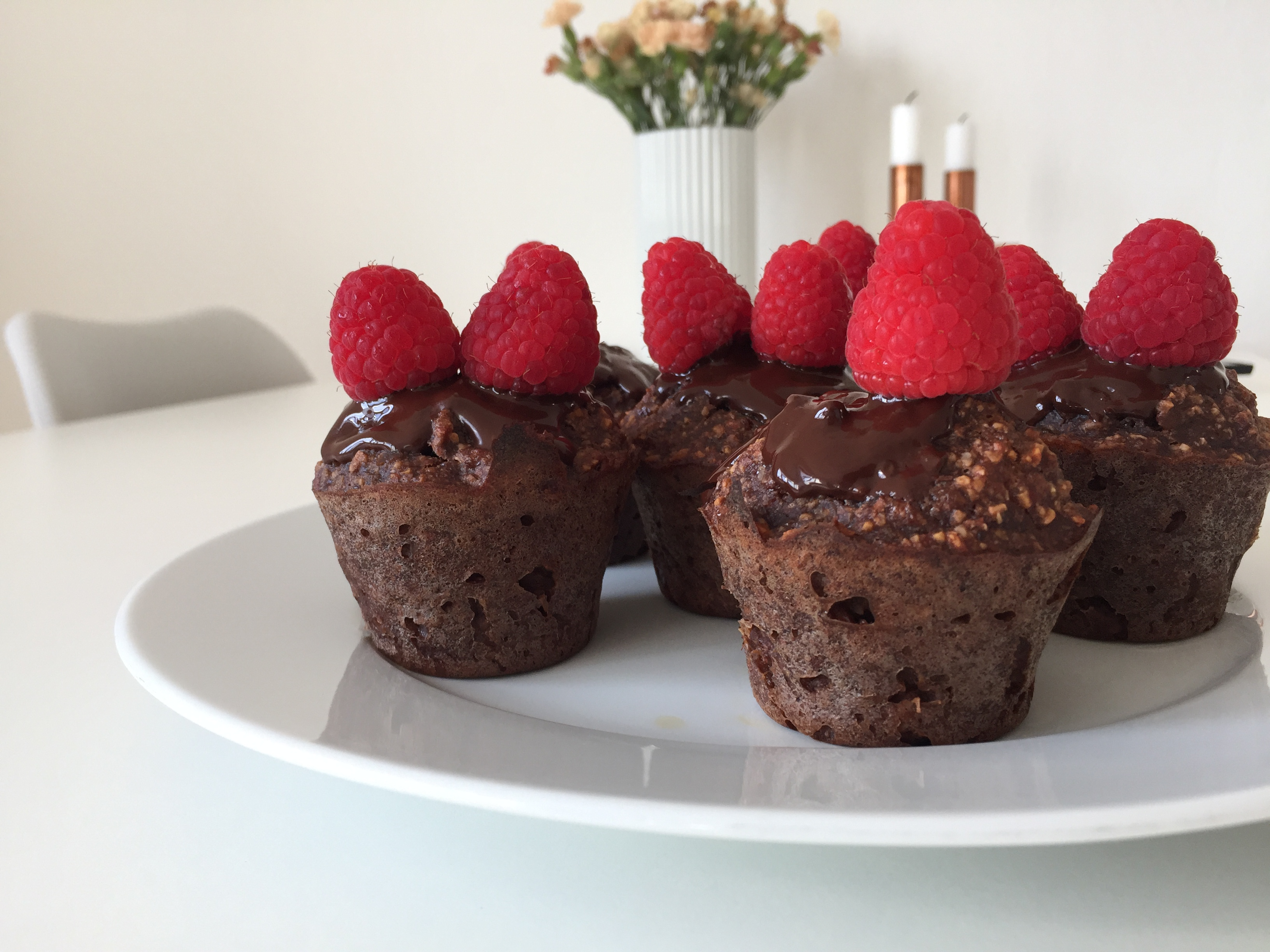 Gluten Free Afternoon Cupcakes